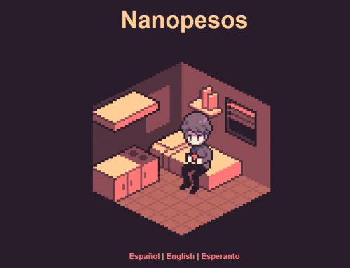 """Gana premio de literatura, """"Nanopesos"""", El videojuego chileno que simula el vivir con sueldo mínimo"""