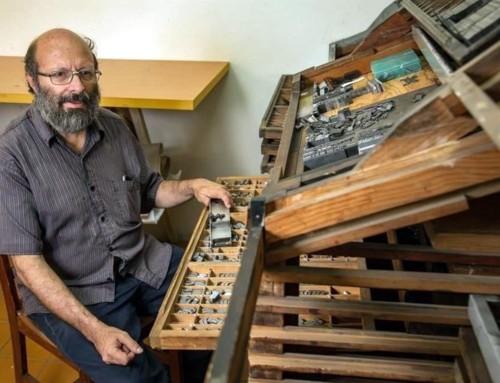 Muere el artista y tipógrafo José Clemente Orozco Farías, nieto del grabador
