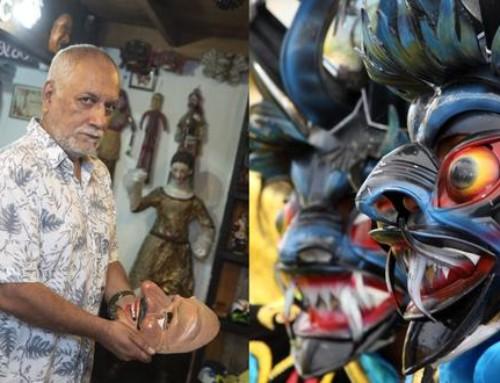 La importancia de la mascara en la danzas y teatro del Perú. Una entrevista con Miguel Rubio de Yuyachkani