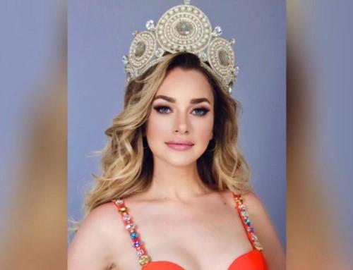 (Miss Universo) Daniela Nicolás no gana el concurso pero si el corazón de todos