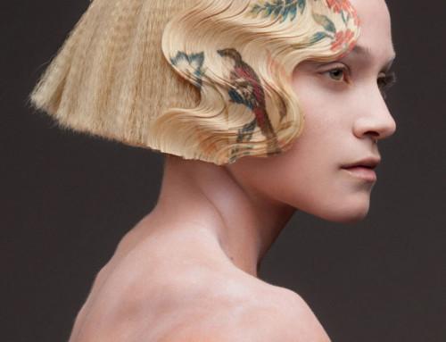 Conoce a Alexis Ferrer y su arte capilar barroco