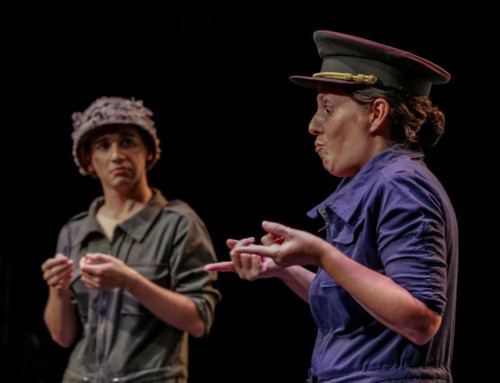 Actores Señantes: El Lenguaje de señas y la actuación en el Cervantes online