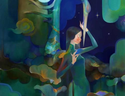 Conoce a Nguyen Thanh el ilustrador vietnamita que llama a sentir la vida