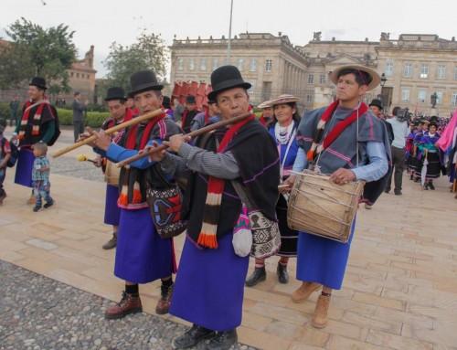(Colombia.) Conoce el Inti Raymi: la celebración ancestral que evoca el espíritu de la naturaleza con danza