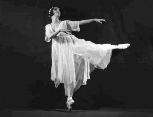 Conoce a Anna Pavlova de las bailarinas mas famosas de mexico