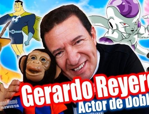(Doblaje.) Conoce a Gerardo Reyero y sus mil voces.