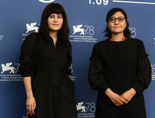Dos cineastas Afganas en el festival de Venecia